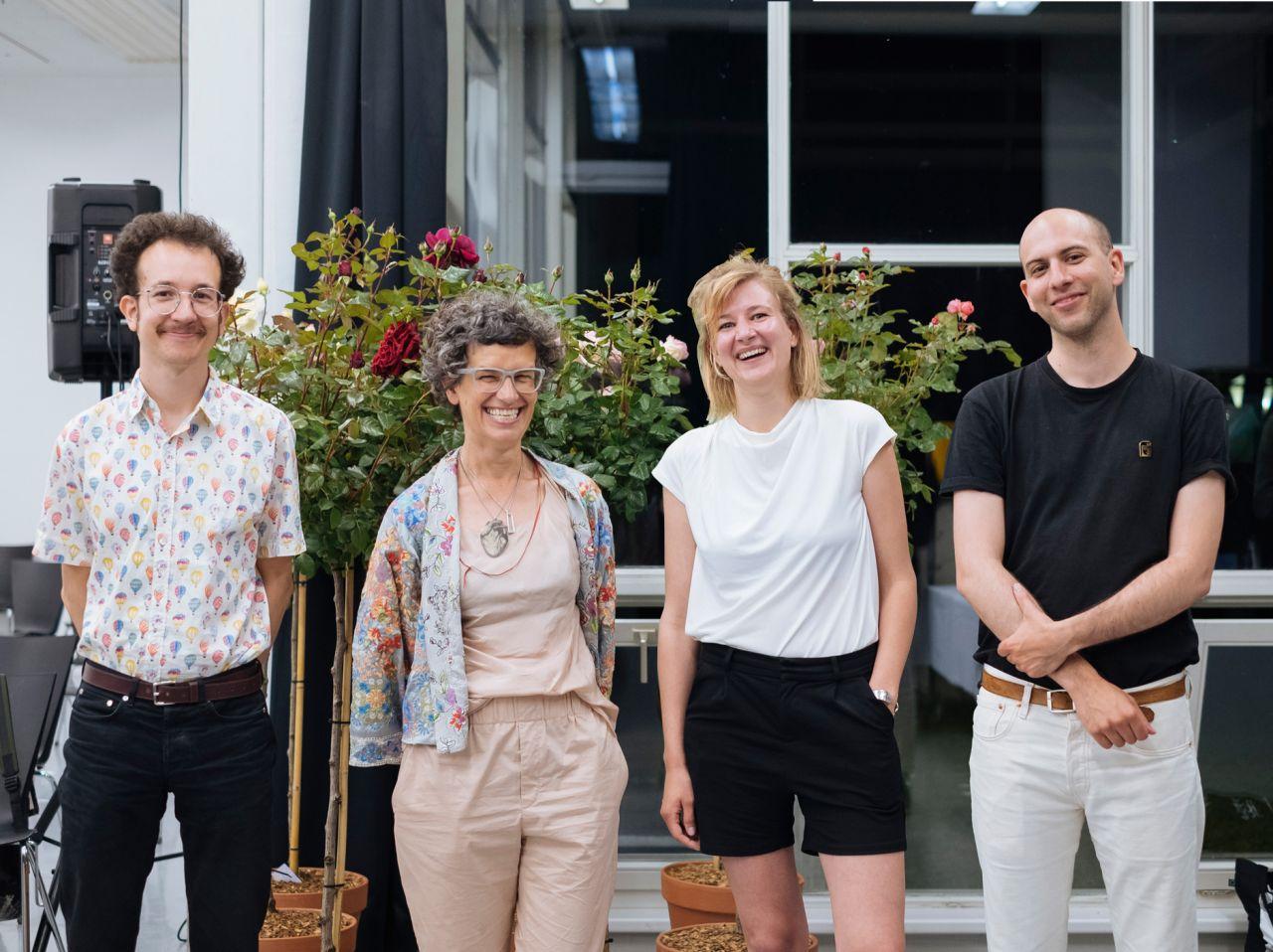 Forum Stadtpark begrüßt neues Team!