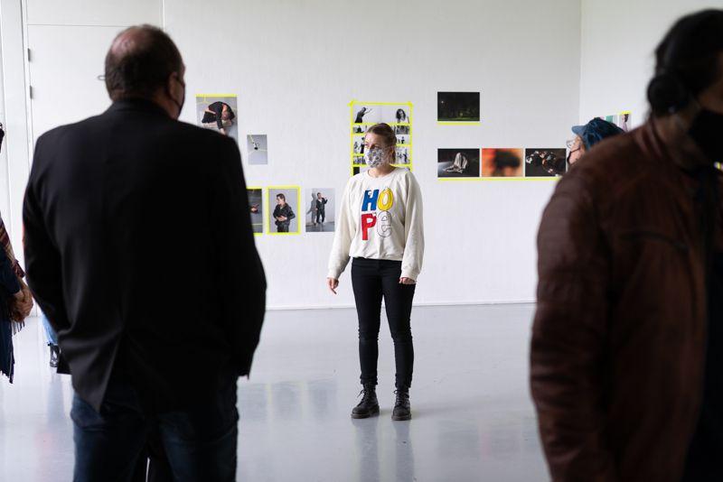 """Ausstellung """"Im Bild (Sein)"""""""