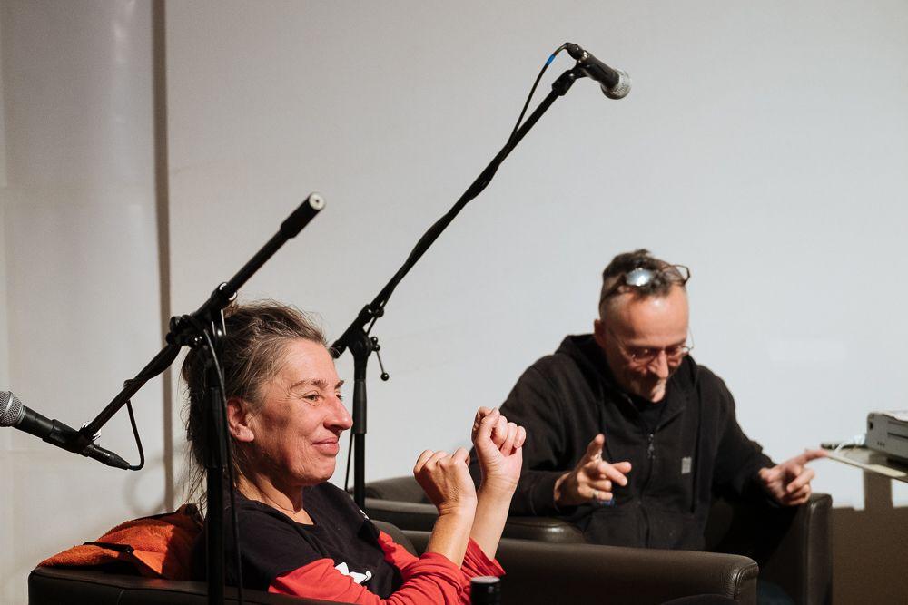 Listening Session mit Reni & Jogi Hofmüller