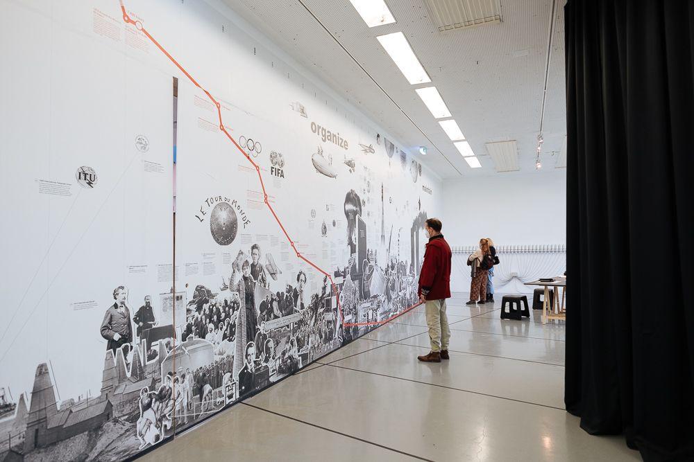 Weltausstellung - ein Projekt von Theo Deutinger